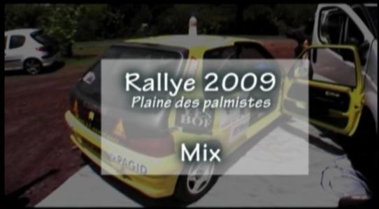 Rallye 2009 mix