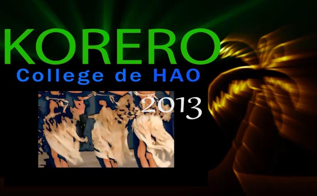 Collège de Hao