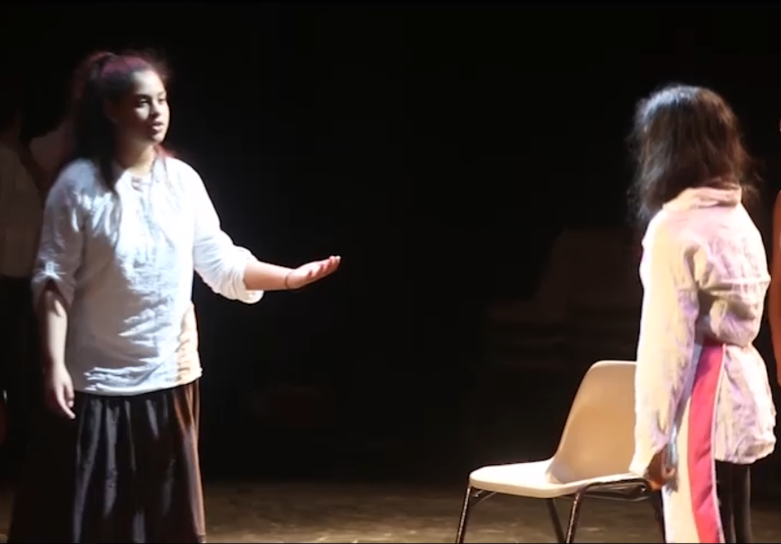 Théâtre des 5e (Mme Payet) - 1
